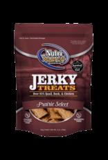 NutriSource Pet Foods NUTRISOURCE DOG PRAIRIE SELECT JERKY TREATS 4OZ