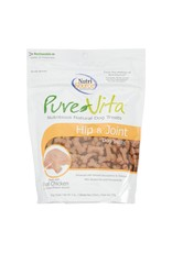 NutriSource Pet Foods PUREVITA HIP & JOINT DOG TREATS WITH CHICKEN 6OZ