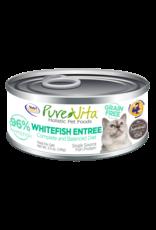 NutriSource Pet Foods PUREVITA CAT WHITEFISH ENTRÉE 5.5OZ