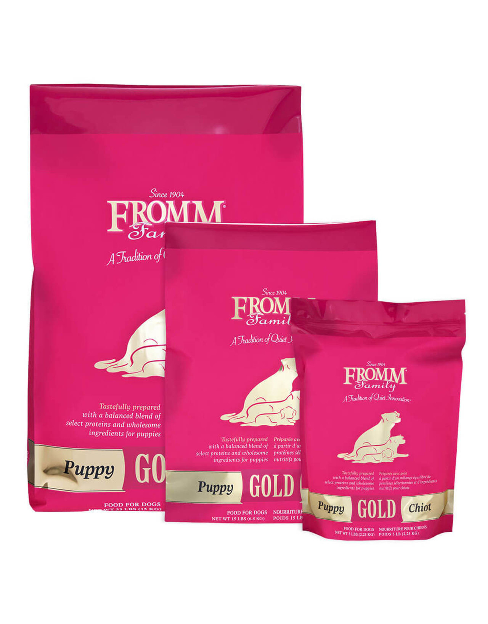 Fromm Family Pet Food FROMM DOG GOLD PUPPY