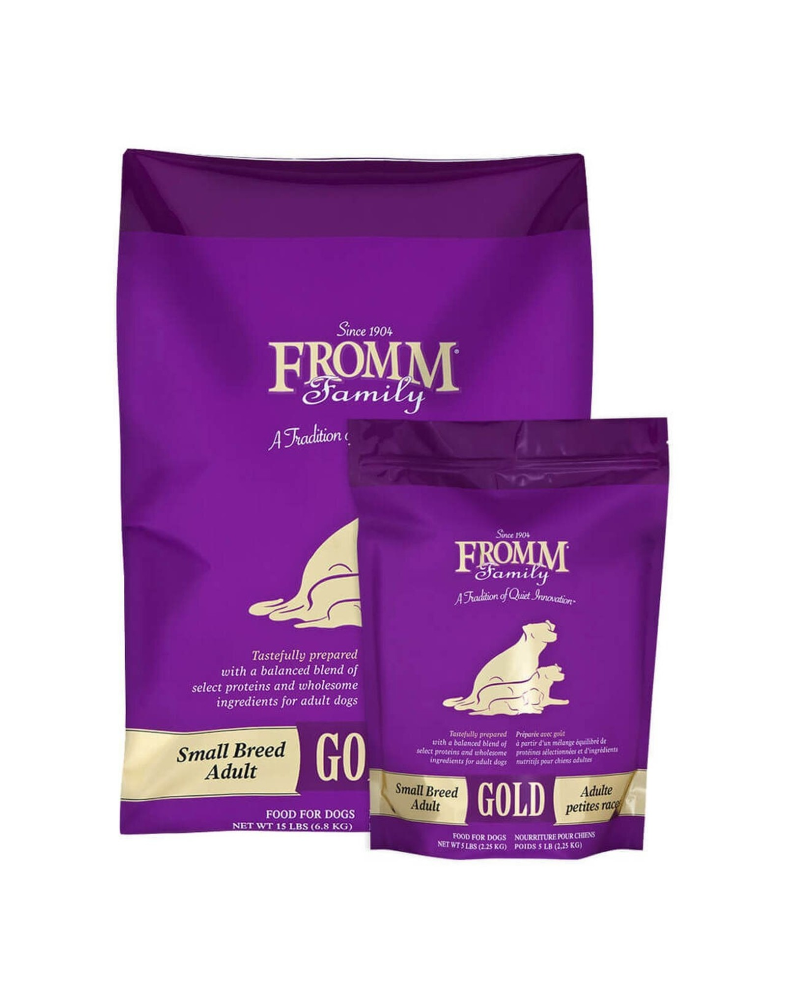 Fromm Family Pet Food FROMM DOG GOLD SMALL BREED ADULT