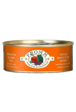 Fromm Family Pet Food FROMM CAT FOUR-STAR NUTRITIONALS CHICKEN & SALMON PÂTÉ 5.5OZ