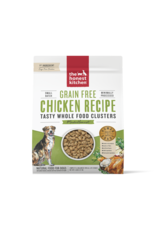 The Honest Kitchen THE HONEST KITCHEN WHOLE FOOD CLUSTERS FOR DOGS GRAIN FREE CHICKEN RECIPE