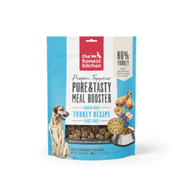 The Honest Kitchen THE HONEST KITCHEN PROPER TOPPERS MEAL ENHANCER FOR DOGS TURKEY RECIPE 14OZ