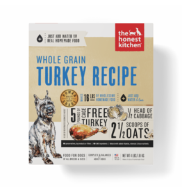 The Honest Kitchen THE HONEST KITCHEN DEHYDRATED WHOLE GRAIN TURKEY RECIPE DOG FOOD