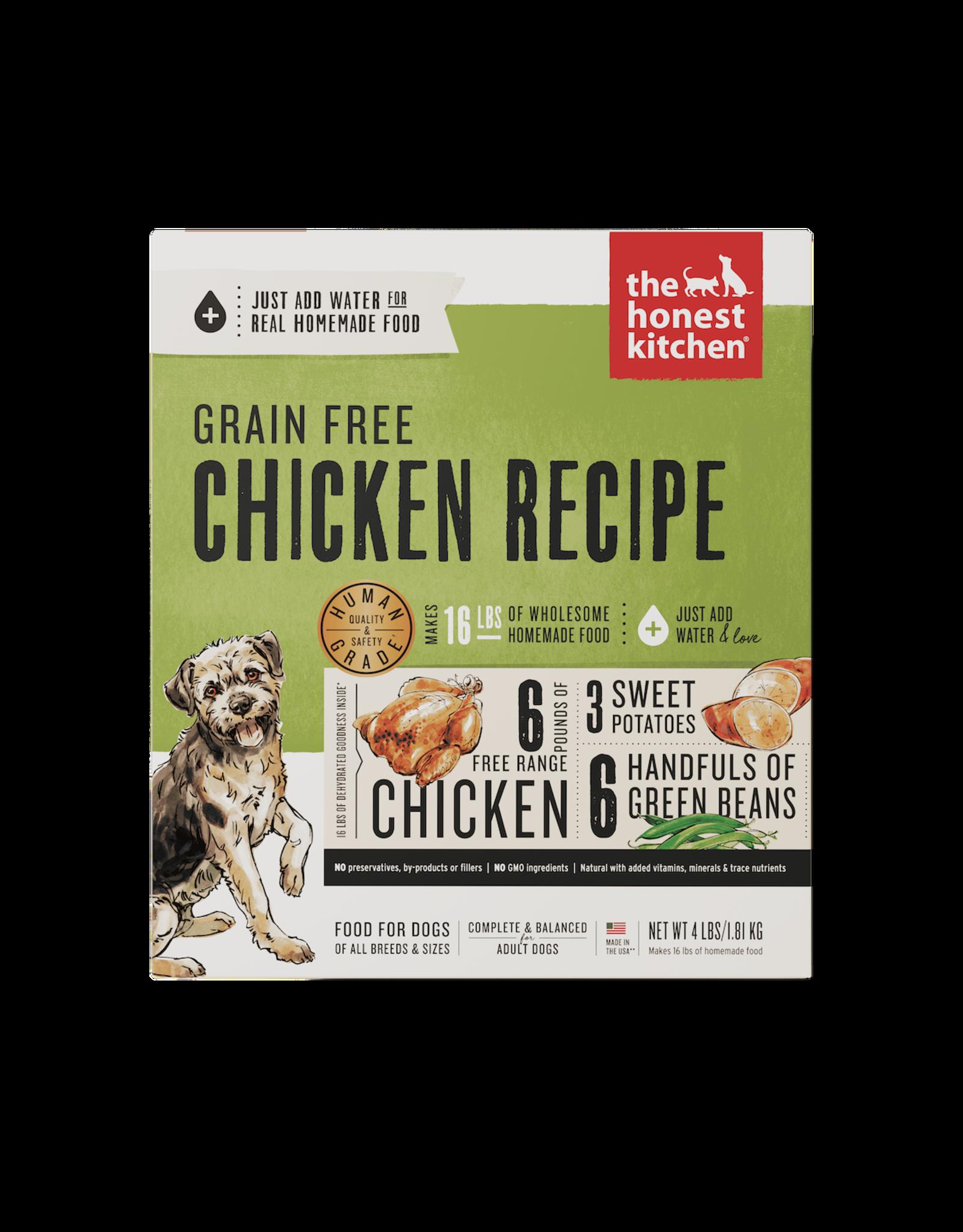 The Honest Kitchen THE HONEST KITCHEN DEHYDRATED GRAIN-FREE CHICKEN RECIPE DOG FOOD