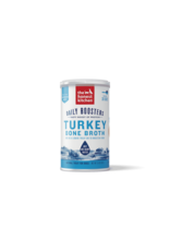 The Honest Kitchen THE HONEST KITCHEN DAILY BOOSTERS TURKEY BONE BROTH 3.6OZ CANISTER