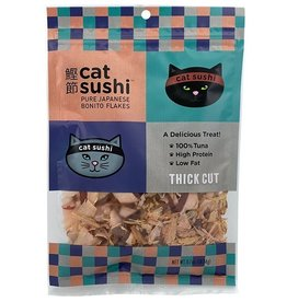 Presidio Natural Pet Co. PRESIDIO CAT SUSHI THICK CUT BONITO FLAKES .7OZ