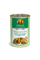 Weruva WERUVA DOG CIRQUE DE LA MER WITH TUNA & VEGGIES IN PUMPKIN SOUP