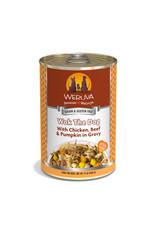 Weruva WERUVA DOG WOK THE DOG WITH CHICKEN, BEEF & PUMPKIN IN GRAVY