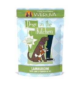 Weruva WERUVA DOG DOGS IN THE KITCHEN LAMBURGINI WITH LAMB & PUMPKIN AU JUS 2.8OZ