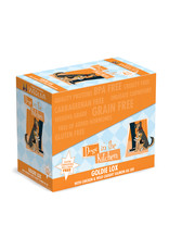 Weruva WERUVA DOG DOGS IN THE KITCHEN GOLDIE LOX WITH CHICKEN & WILD-CAUGHT SALMON AU JUS 2.8OZ
