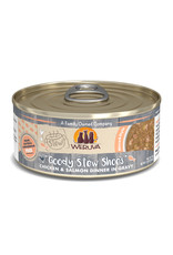 Weruva WERUVA CAT STEW! GOODY STEW SHOES CHICKEN & SALMON DINNER IN GRAVY 5.5OZ