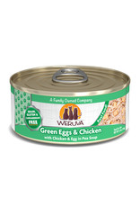 Weruva WERUVA CAT GREEN EGGS & CHICKEN WITH CHICKEN & EGG IN PEA SOUP