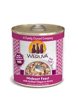 Weruva WERUVA CAT MIDEAST FEAST WITH GRILLED TILAPIA IN GRAVY