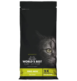 World's Best Cat Litter WORLD'S BEST CAT LITTER ADVANCED ZERO MESS PINE SCENTED