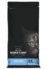 World's Best Cat Litter WORLD'S BEST CAT LITTER ADVANCED ZERO MESS UNSCENTED