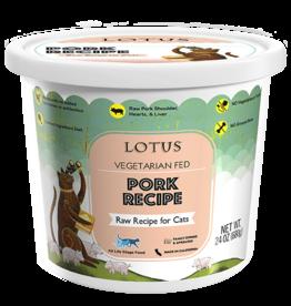Lotus Pet Foods LOTUS CAT RAW PORK RECIPE