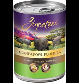 Zignature ZIGNATURE DOG GUINEA FOWL FORMULA 13OZ