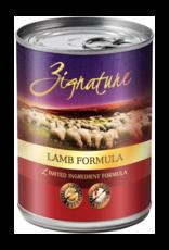 Zignature ZIGNATURE DOG LAMB FORMULA 13OZ