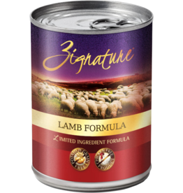 Zignature ZIGNATURE DOG LAMB FORMULA 13OZ