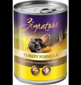 Zignature ZIGNATURE DOG TURKEY FORMULA 13OZ