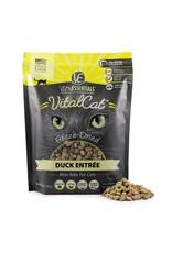 Vital Essentials VITAL CAT FREEZE-DRIED MINI NIBS DUCK ENTRÉE 12OZ