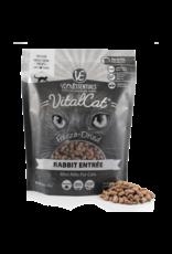 Vital Essentials VITAL CAT FREEZE-DRIED MINI NIBS RABBIT ENTRÉE 12OZ