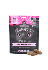 Vital Essentials VITAL CAT RAW FROZEN MINI PATTIES CHICKEN ENTRÉE 28OZ