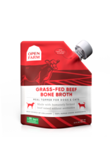 Open Farm OPEN FARM GRASS-FED BEEF BONE BROTH 12OZ
