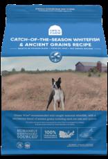 Open Farm OPEN FARM DOG CATCH-OF-THE-SEASON WHITEFISH & ANCIENT GRAINS RECIPE