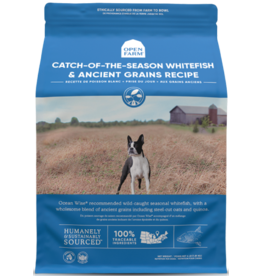 Open Farm OPEN FARM DOG CATCH-OF-THE-SEASON WHITEFISH & ANCIENT GRAINS RECIPE