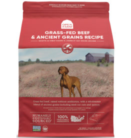 Open Farm OPEN FARM DOG GRASS-FED BEEF & ANCIENT GRAINS RECIPE