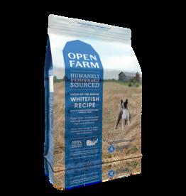 Open Farm OPEN FARM DOG CATCH-OF-THE-SEASON WHITEFISH & GREEN LENTIL RECIPE
