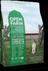 Open Farm OPEN FARM CAT HOMESTEAD TURKEY & CHICKEN