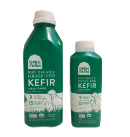 Open Farm OPEN FARM ORGANIC COW MILK KEFIR WITH TURMERIC & CINNAMON