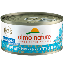 Almo Nature ALMO NATURE CAT HQS COMPLETE TUNA RECIPE WITH PUMPKIN IN GRAVY 2.47OZ