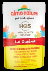 Almo Nature ALMO NATURE CAT HQS LA CUCINA CHICKEN DINNER WITH PINEAPPLE IN GRAVY 1.94OZ