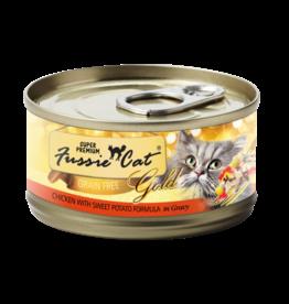 Fussie Cat FUSSIE CAT SUPER PREMIUM CHICKEN WITH SWEET POTATO FORMULA IN GRAVY 2.8OZ