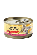 Fussie Cat FUSSIE CAT SUPER PREMIUM CHICKEN WITH EGG FORMULA IN GRAVY 2.8OZ