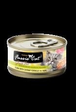 Fussie Cat FUSSIE CAT PREMIUM TUNA WITH SHRIMP FORMULA IN ASPIC 2.8OZ
