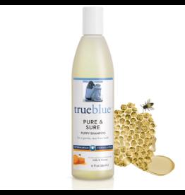 TrueBluePets TRUEBLUE PURE & SURE MILK & HONEY PUPPY SHAMPOO 12OZ