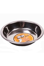 GoGo Pet Products GOGO STAINLESS STEEL CAT BOWL 6OZ