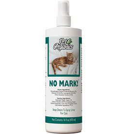 NaturVet NATURVET PET ORGANICS NO MARK! SPRAY FOR CATS 16OZ