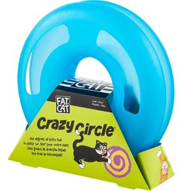 Petmate FAT CAT CRAZY CIRCLE SMALL INTERACTIVE CAT TOY