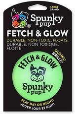 Spunky Pup SPUNKY PUP FETCH & GLOW BALL TOY