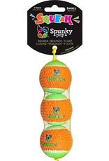 Spunky Pup SPUNKY PUP SQUEAKY TENNIS BALLS