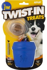 Petmate JW PET TWIST-IN TREATS TOY