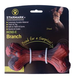 Starmark Pet Products STARMARK BEND-E BRANCH DOG TOY