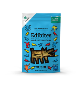 Pet Releaf PET RELEAF EDIBITES LARGE BREED SUSHI SOFT CHEWS 7.5OZ